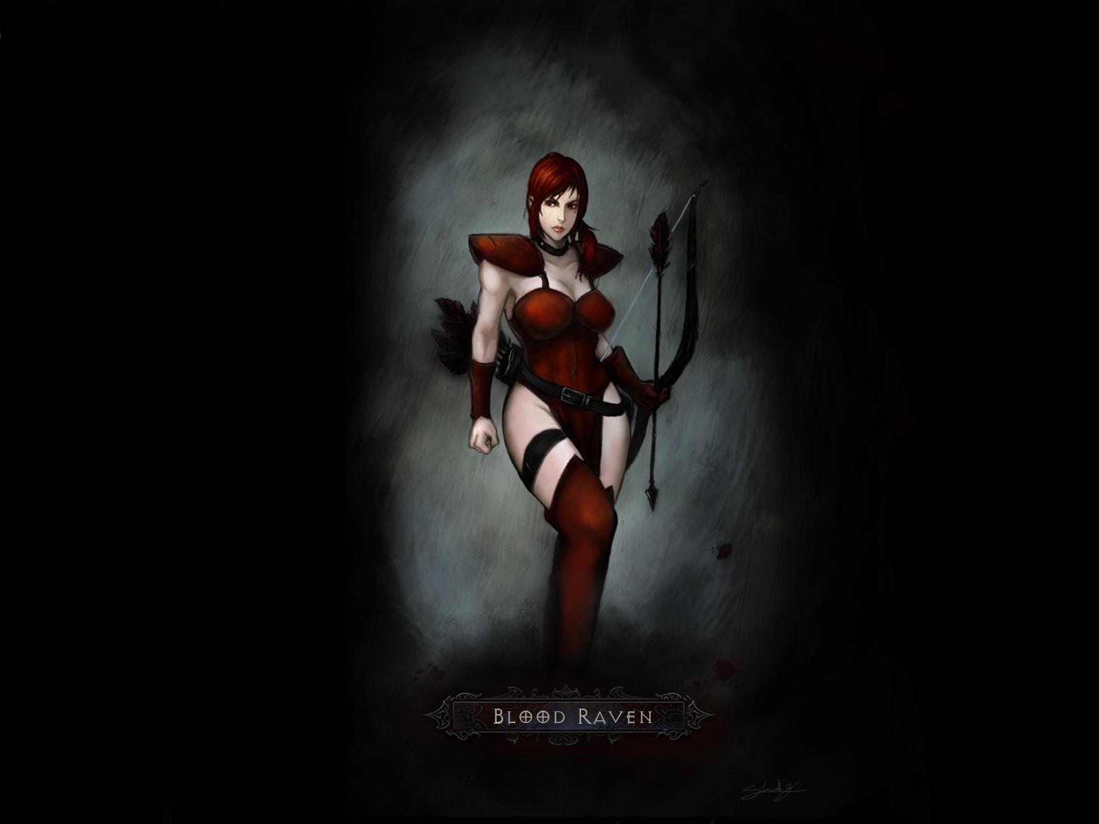 Drawn raven diablo  Diablo by on by