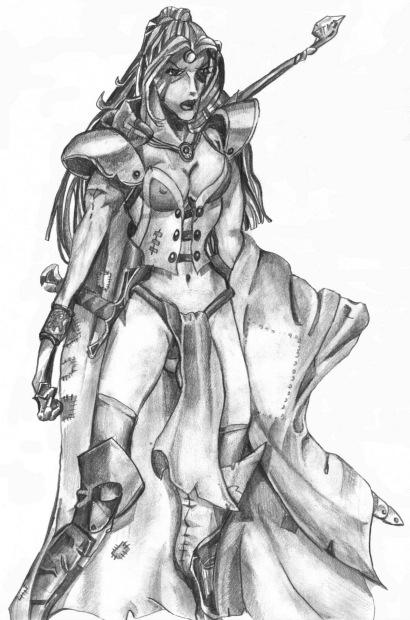 Drawn raven diablo Diablo by Bikini DeviantArt Bikini
