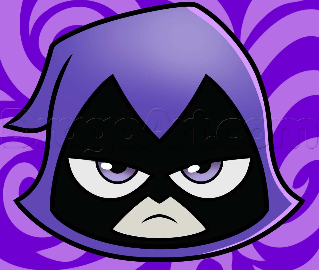 Drawn raven easy  How Draw Raven to