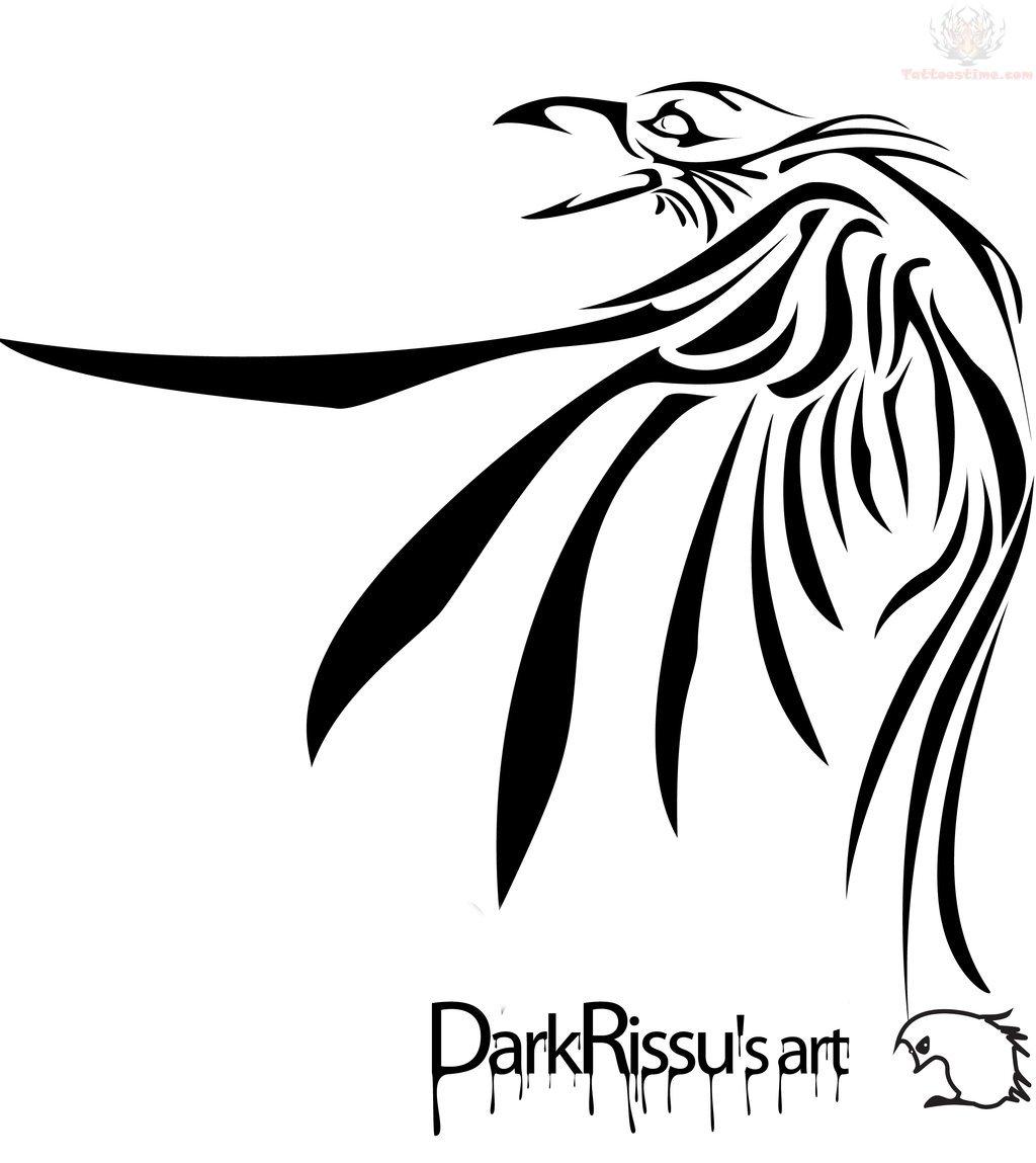 Drawn hawk dark Tribal 2013/05/08 Dark 2013/05/08 Dark