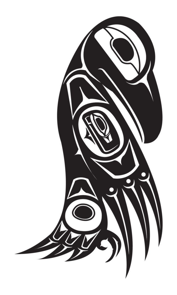 Drawn raven indian Raven on drawing american Native