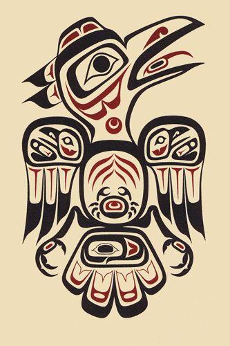 Drawn raven inuit Pinterest on images Inuit/Noordwestkust/Alaska Raven