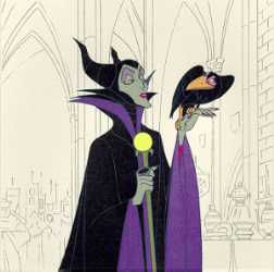 Drawn raven maleficent Maleficent bellyboo Raven and Belly