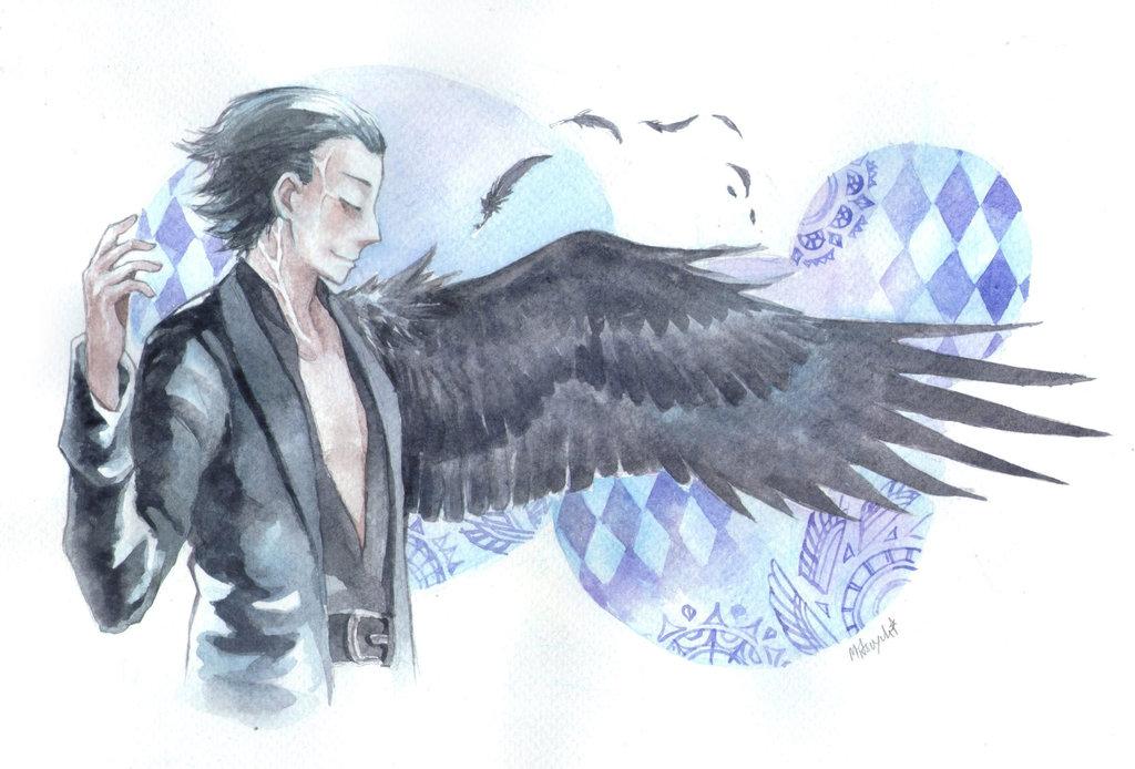 Drawn raven maleficent Raven disneymaleficent on Man DeviantArt