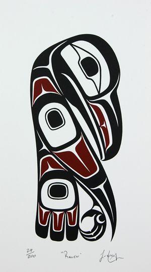 Drawn raven native american The Art Art American's Find