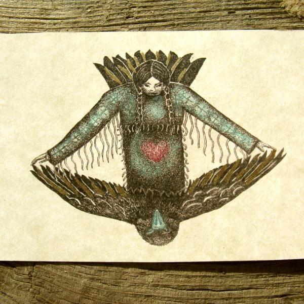 Drawn raven native american Best on raven paula ravens