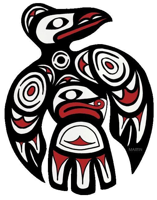 Drawn raven native american Clip Phillip Pacific Pacific Art