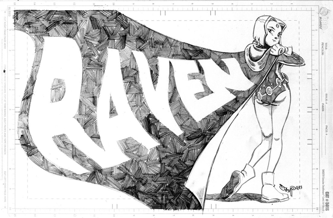 Drawn raven pencil drawing By Raven drawing pencil Raven
