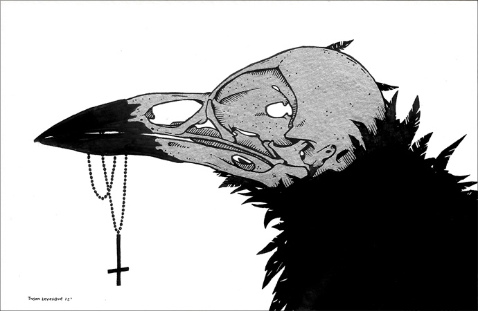 Drawn raven skull Stuntkid skeletons more! and Hatching