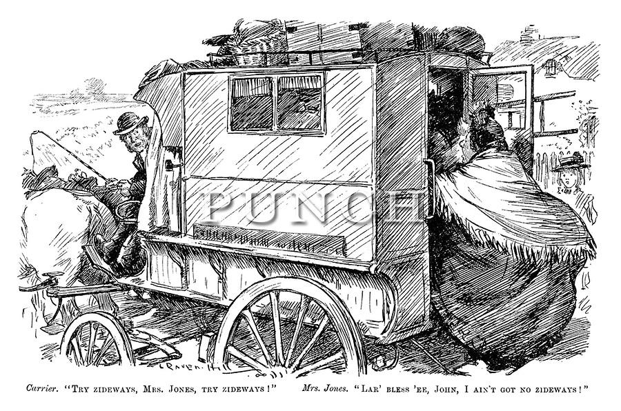 Drawn raven victorian Victorian  Punch Magazine Era