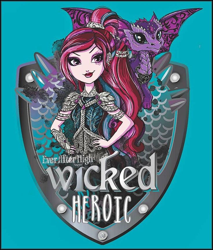 Drawn raven wicked Queen 25+ High Heroic After