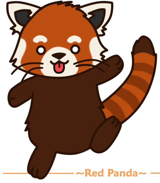 Drawn red panda DeviantArt Red by by DaveRapoza