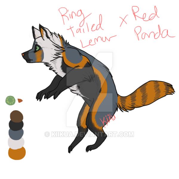 Drawn red panda tailed [OPEN] KiikuA by on Ring