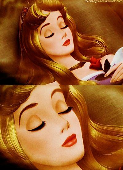 Drawn red rose disney princess Love Love was beautifully princess