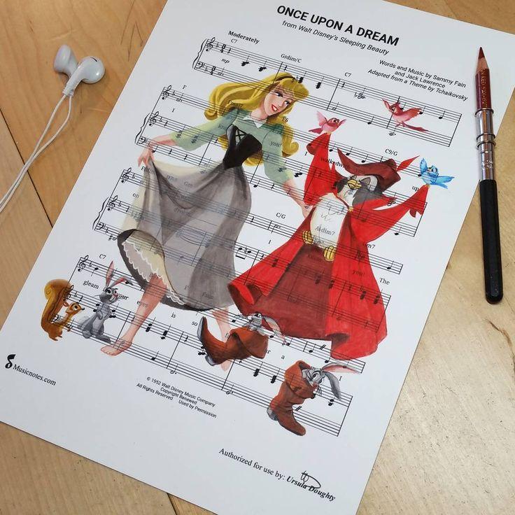 Drawn red rose disney princess For Pin Disney Animated on