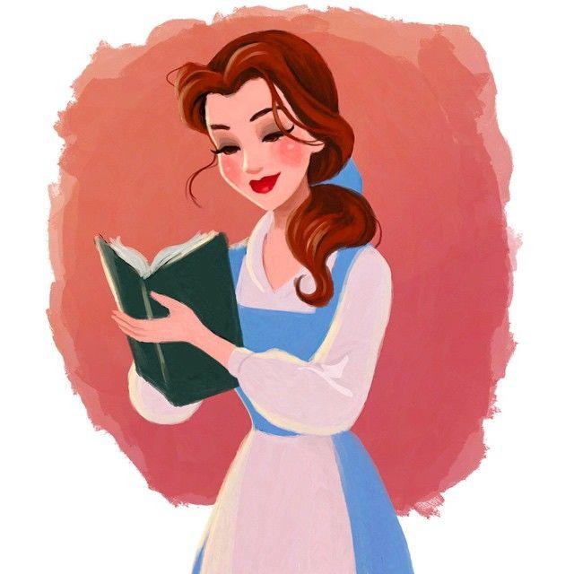 Drawn red rose disney princess Bonner Beauty on Dylan 20+