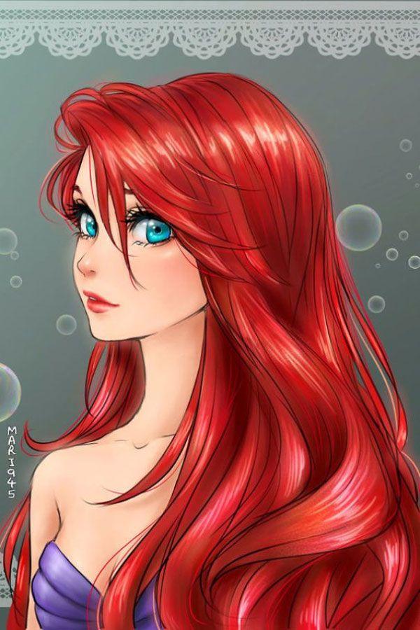 Drawn red rose disney princess Are Marvelous Disney Disney Anime