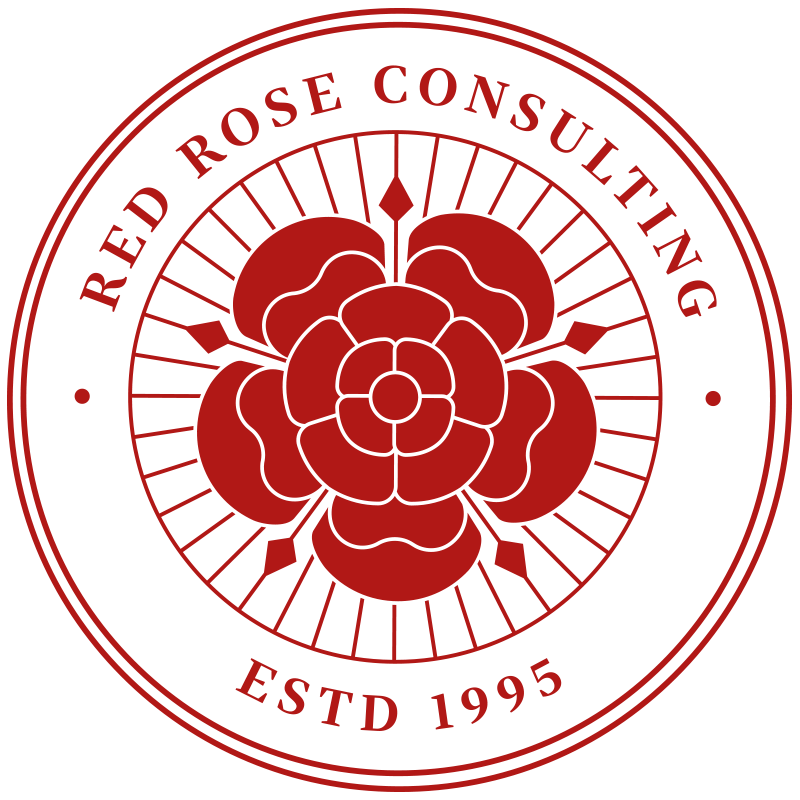 Drawn red rose individual Leadership Roberts Rose Rose Counsel