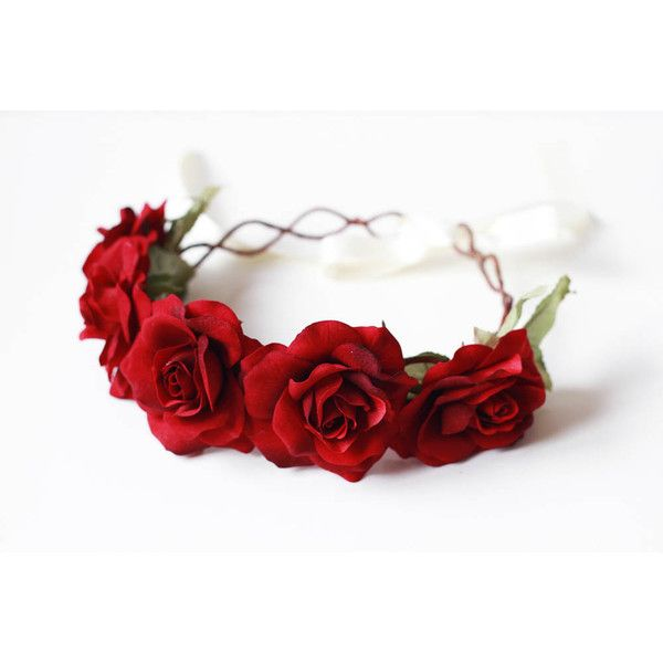 Drawn red rose little red Red romantic rose headpiece ideas