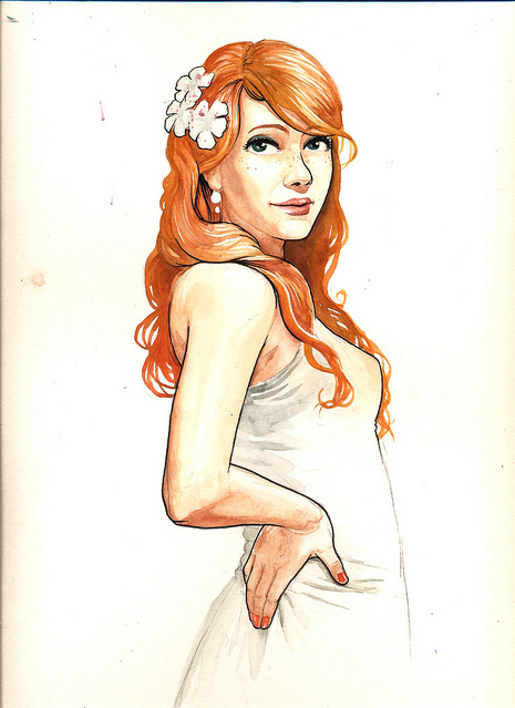 Drawn redhead Flames drawing Damnation ginger Search
