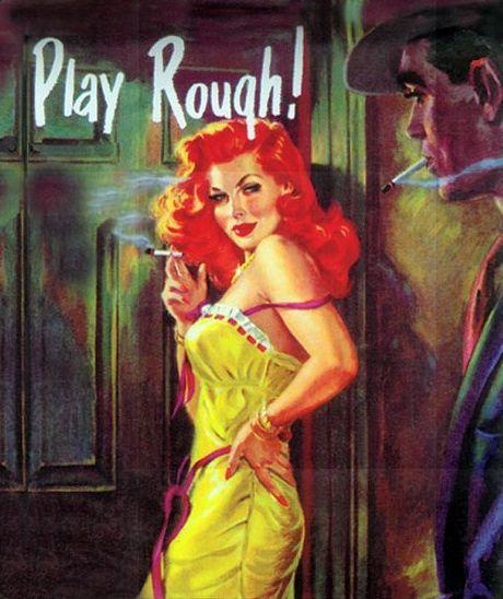 Drawn redhead vintage Pinterest  Real 140 Ginger