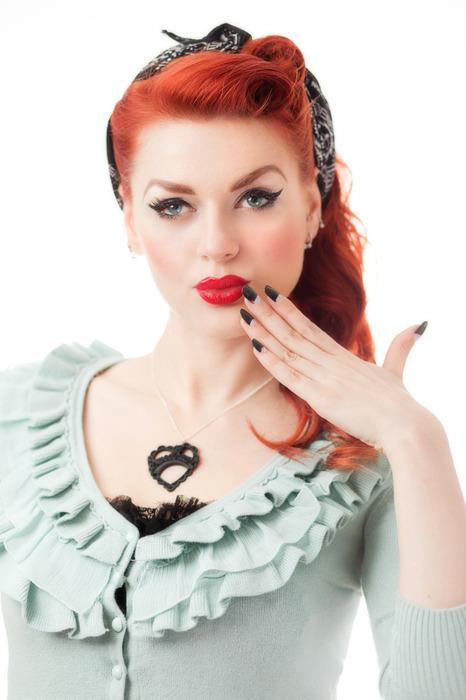 Drawn redhead vintage  Outfits Rockabilly (GreteL) 40s