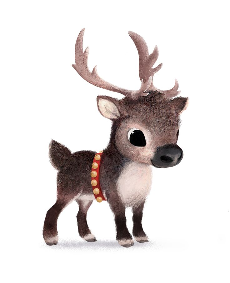 Drawn reindeer baby Drawing and Reindeer Find CUTELICIOUS