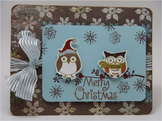 Drawn reindeer card easy Christmas Handmade & For Homemade