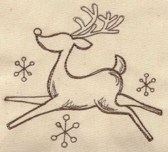 Drawn reindeer easy Shirts reindeer Simple slightly and