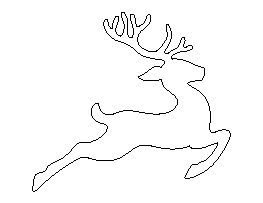 Drawn reindeer flying Reindeer Pinterest Reindeer drawing Flying