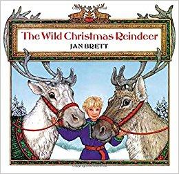 Drawn reindeer jan brett Wild Amazon Reindeer: Brett: Books