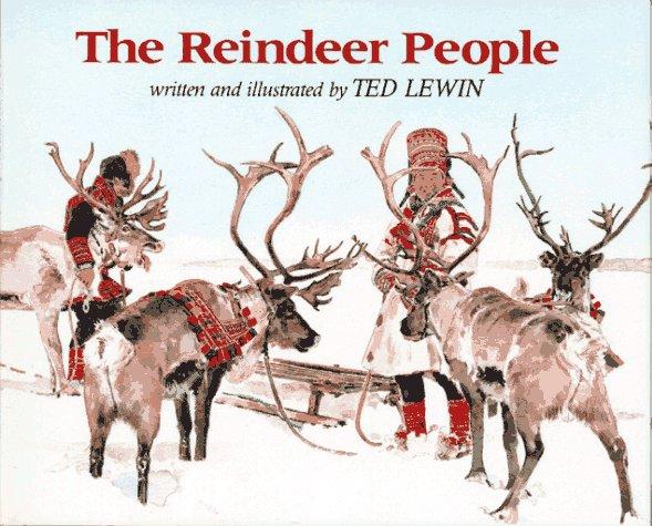 Drawn reindeer jan brett Davies Games Brett… Reindeer Shelley