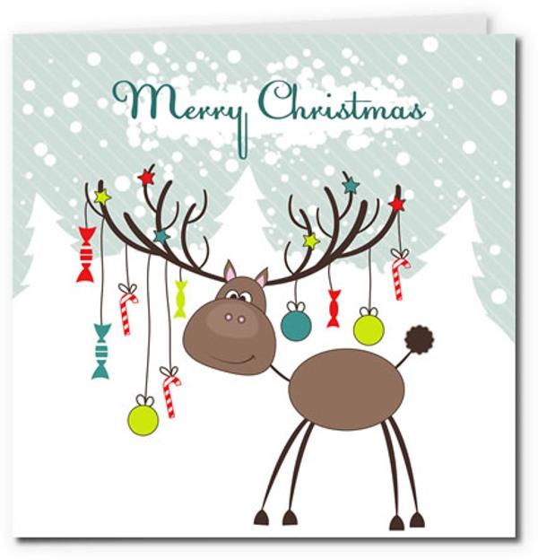 Drawn reindeer kid Christmas zoeken Google cards zoeken
