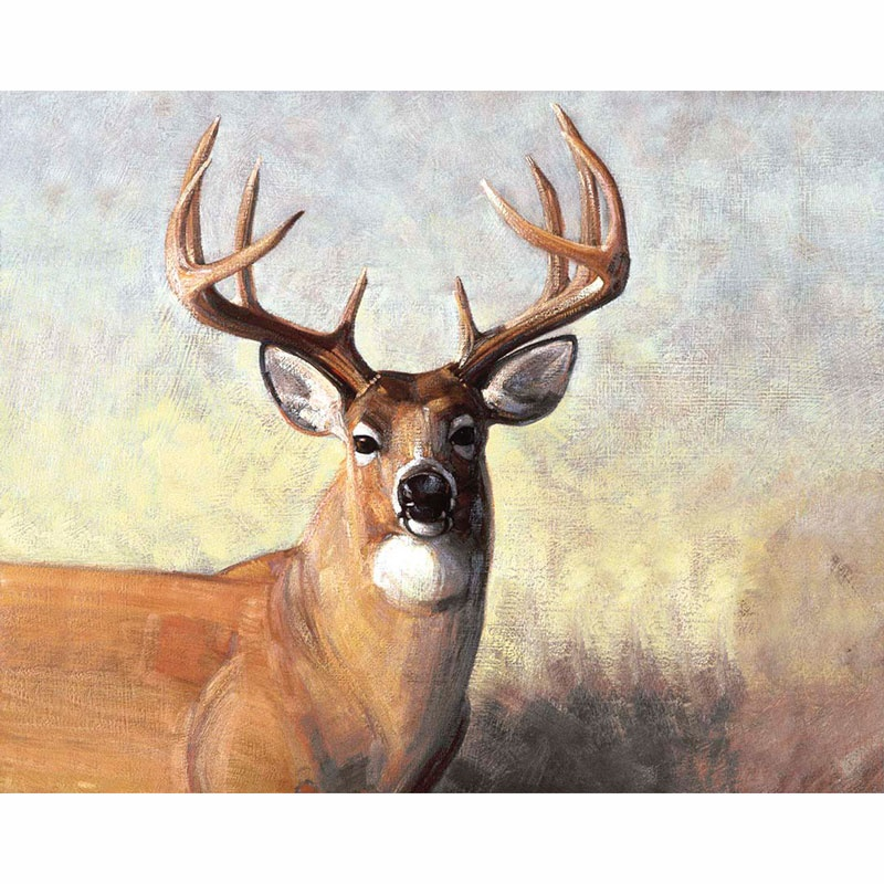 Drawn reindeer majestic Outdoors  Outdoors Printed Majestic
