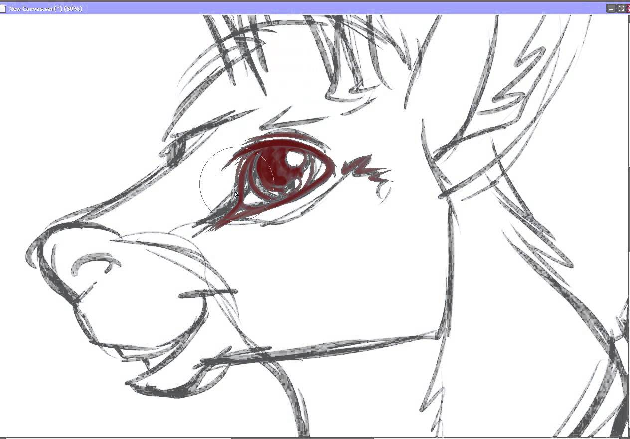 Drawn reindeer rednosed How Nosed Nosed draw How