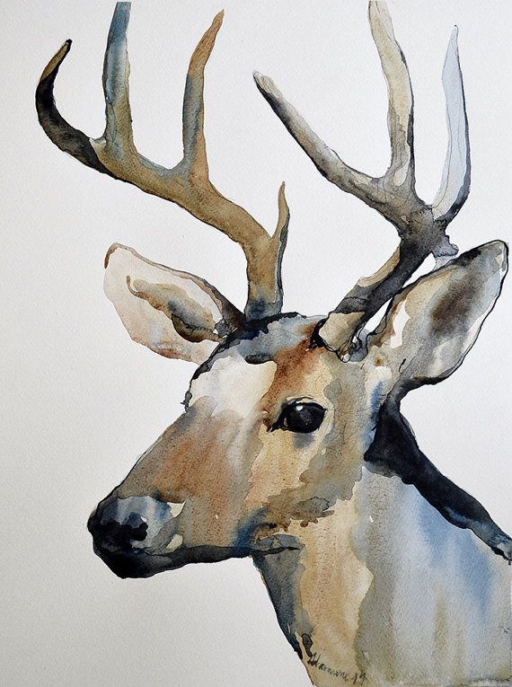 Drawn reindeer winter Ideas Original Decor 25+ Gift