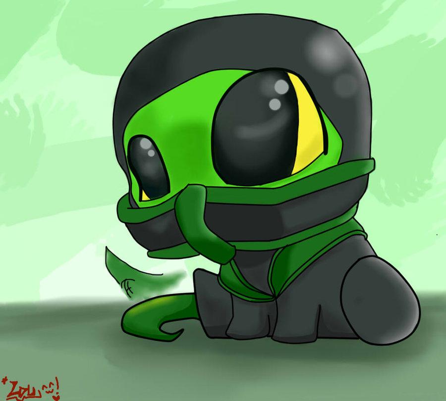 Drawn reptile chibi Reptile hug DeviantArt me by