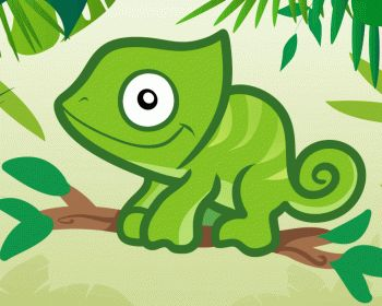 Drawn reptile easy On images lizards Animals Reptiles