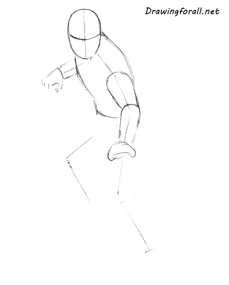 Drawn reptile reptile Step to net how draw