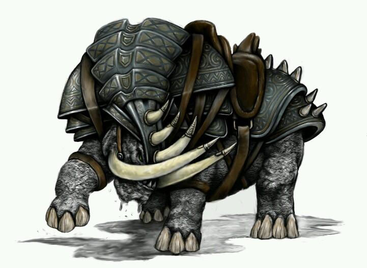 Drawn rhino armored In Fantasy armor Rhino Pinterest