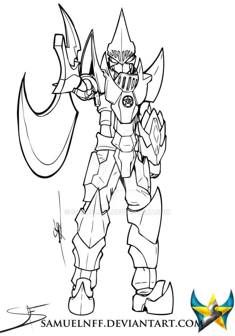 Drawn rhino armored Armor by Armor by on