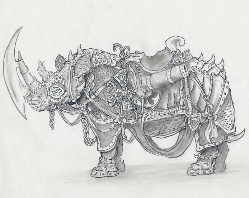 Drawn rhino armored This on more images Rhinos
