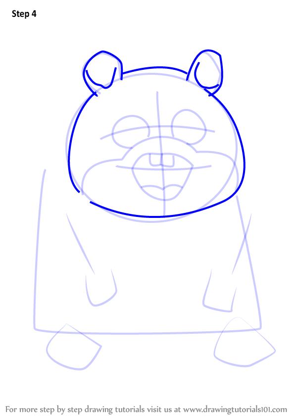 Drawn rhino bolt Bolt Step from to (Bolt)