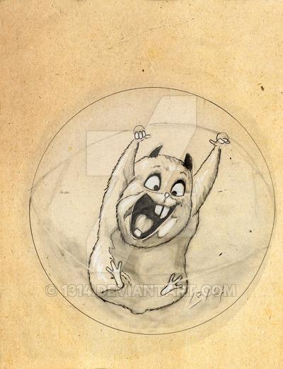 Drawn rhino bolt By BOLT 1314 1314 BOLT