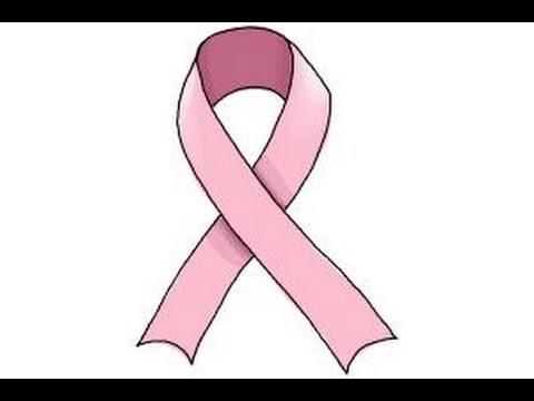 Drawn ribbon cancer Ribbon Draw YouTube Cancer Draw