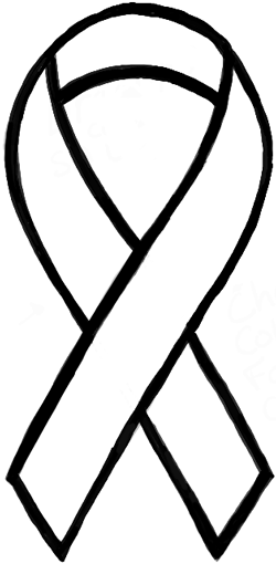 Drawn ribbon cancer Ribbons for as and as