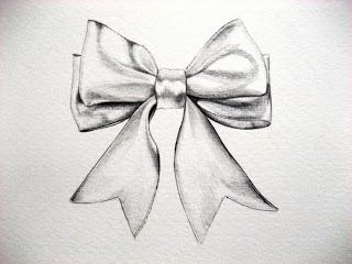 Drawn ribbon cute bow And Google Tattoos drawing bow