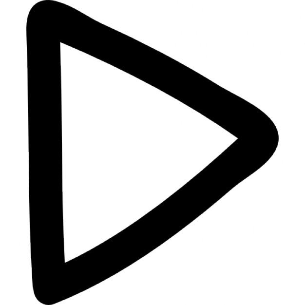 Drawn arrow right Right hand drawn Arrow direction