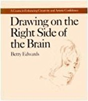 Drawn right side face The New of Brain Right