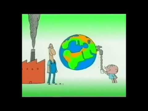 Drawn river animated YouTube  pollution Animation Environmental